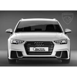 Zderzak przedni Caractere Audi A4 B9 Avant