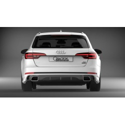 Tylny spojler Caractere Audi A4 B9 Avant