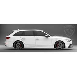 Dokładki progów Caractere Audi A4 B9 Avant