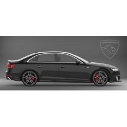 Dokładki progów Caractere Audi A4 B9 Sedan