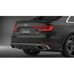 Tylny spojler Caractere Audi A4 B9 Sedan