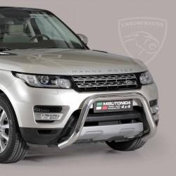 Orurowanie przednie z homologacją EC Range Rover Sport 76mm