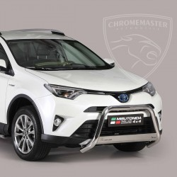 Orurowanie przednie z homologacją EC Toyota Rav4 2016+ 63mm