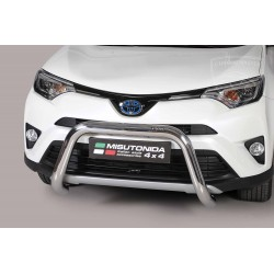 Orurowanie przednie z homologacją EC Toyota Rav4 2016+ 76mm