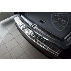 Nakładka z zagięciem na zderzak REAL CHROME Audi Q5