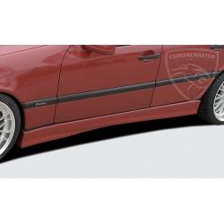 Dokładki progów Mercedes W202