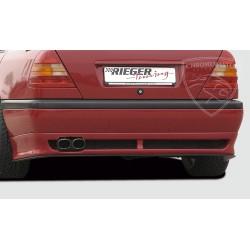 Dokładka tylnego zderzaka Mercedes W202 1998-2001