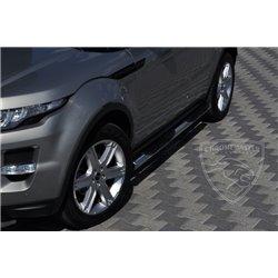 Orurowanie boczne ze stopniami BB005 Range Rover Evoque