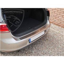 Nakładka z zagięciem na zderzak (stal) Volkswagen Tiguan 2 2016+