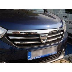 Listwy atrapy przedniej Dacia Lodgy