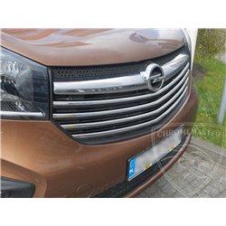 Listwy atrapy przedniej grill Opel Vivaro 2014+