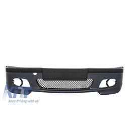 Front Bumper BMW E46 Sedan/Touring (1998-2004) M-Technik M-Tech M-Sport Model  Without Fog Lights