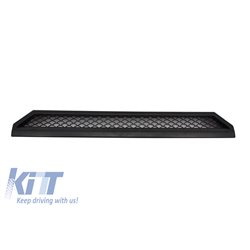 Front Bumper Upper Spoiler Lip Mercedes Benz W463 G-Class (1989-up) B-Design