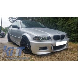 Front Bumper BMW 3 Series Coupe/Cabrio/Sedat/Estate E46 (1998-2004) M3 Design