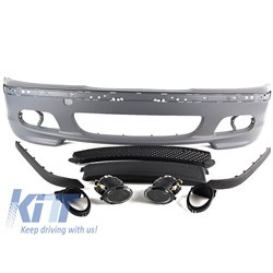 Front Bumper BMW E46 Sedan/Touring (1998-2004) M-Technik M-Tech M-Sport Model
