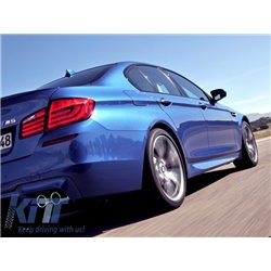 Side Skirts BMW F10 (2011-up) M5 / M-Technik Design