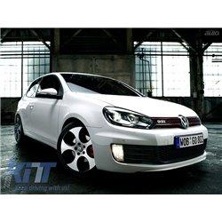 Front Bumper Volkswagen VW Golf VI Golf 6 (2008-2013) GTI Look