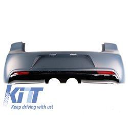Rear Bumper Volkswagen Golf VI (2008-up) R20 Design