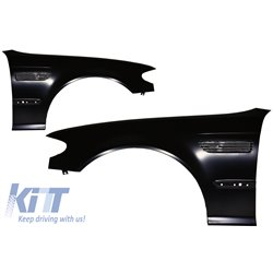 Front Fenders BMW 3 Series E46 Facelift (2001-2004) M3 Design