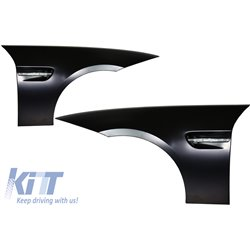 Front Fenders BMW 3 Series E90 E91 (2004-2011) M3 Design