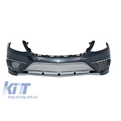 Front Bumper Mercedes Benz W222 S-Class (2013-up) S65 AMG Design