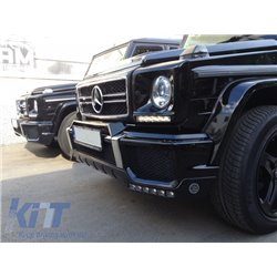 Front Bumper Mercedes Benz W463 G-Class (1989-up) G65 AMG Design