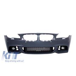 Front Bumper BMW F10 5 Series LCI (2014-up) M-Technik Design