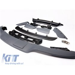 Aerodynamic Body Kit BMW X5 E70 LCI (2011-up)