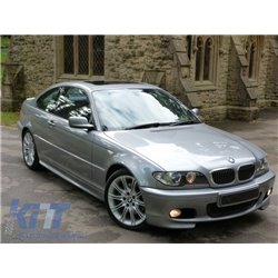 Body Kit BMW with PDC E46 98-05 3 Series Coupe/Cabrio M-Technik Design