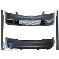 Complete AMG Body Kit Mercedes-Benz S-Class W221 2005-2012