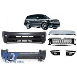 Autobiography Design Body Kit Range Rover Sport Facelift 2009-2013 L320 Black Edition