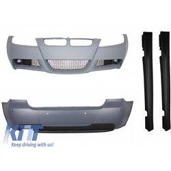 Body Kit BMW 3 Series Touring E91 LCI (2008-2011) M-Technik M-Sport M-Tech Design