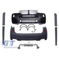 Complete Body Kit BMW X3 F25 2014-up M-Design