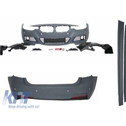 Complete Body Kit BMW 3 Series Touring F31 (2011-up) M-Technik Design