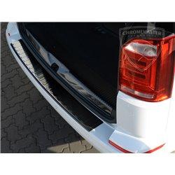 Nakładka z zagięciem na zderzak (stal szczotkowana) Volkswagen T6