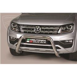 Orurowanie przednie z homologacją EC Volkswagen V6 Amarok 2016+ 76mm