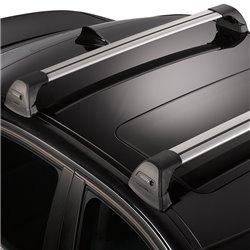 Bagażnik dachowy Flush Bar Subaru Outback IV