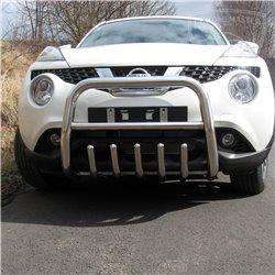 Orurowanie przednie grill Nissan Juke