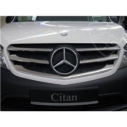 Listwy atrapy przedniej Mercedes Citan