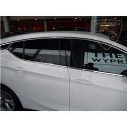 Listwy pod szyby boczne Opel Astra 5 K Hatchback