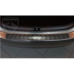 Nakładka z zagięciem na zderzak grafitowa Audi Q5