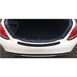 Listwa tylnego zderzaka czarny Karbon Mercedes W205 Sedan