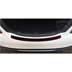 Listwa tylnego zderzaka czerwony Karbon Mercedes W205 Sedan