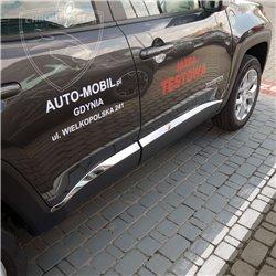 Listwy drzwi bocznych Jeep Renegade