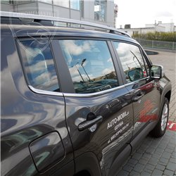 Listwy pod szyby boczne Jeep Renegade
