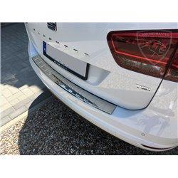 Listwa tylnego zderzaka Volkswagen Sharan 2010+