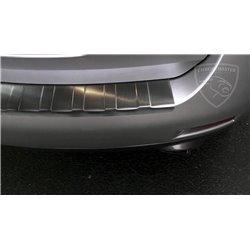 Nakładka z zagięciem na zderzak grafitowa Nissan Murano Z51