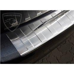 Nakładka z zagięciem na zderzak Toyota Avensis 3 FL Sedan