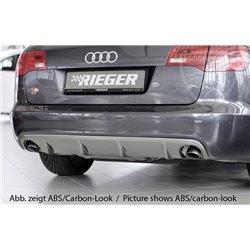 Dyfuzor tylnego zderzaka Audi A6 C6