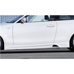 Dokładki progów BMW E81 E82 E87 E88